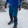 The Spire pants are incredibly windproof and are perfect for nasty weather.- Gear Review: Rab Spire Pants