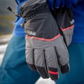 The Rab Storm gloves are synthetic waterproof gloves for winter sports.- Gear Review: Rab Storm Gloves