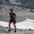 Running in Zermatt with the watch.- Gear Review: Suunto Spartan Trainer Wrist HR