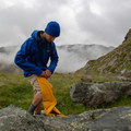 Rolling up the Xlite to its tiny packed size.- Gear Review: Thermarest NeoAir Xlite Sleeping Pad