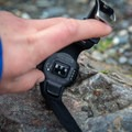 The HR monitor is comfortable and does not interfere with the fit of the watch.- Gear Review: Suunto Spartan Trainer Wrist HR