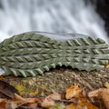The tread on the Peregrines provides great grip.- Gear Review: Saucony Peregrine 8 Trail Running Shoe