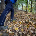 While the Peregrines excel on technical terrain, they are also great for easier trails.- Gear Review: Saucony Peregrine 8 Trail Running Shoe