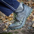 The soles are very flexible.- Gear Review: Saucony Peregrine 8 Trail Running Shoe