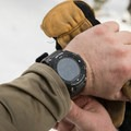 The Casio Pro Trek has several tools to help with navigation in the backcountry, and the compass is especially easy to access and read.- Backcountry Skiing Phillips Canyon with the Casio Pro Trek