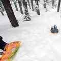 - Mount Bachelor, Cinder Cone Sledding