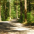 Oxbow Regional Park Campground.- Oxbow Regional Park Campground