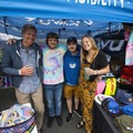 KAVU representing at the 2018 Outdoor Project Seattle Block Party.- 2018 Outdoor Project Seattle Block Party Recap
