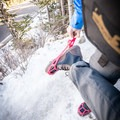 Slapping them on as soon as I hit the trailhead.- Gear Review: Kahtoola MICROspikes