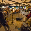 Armchair Boogie of Madison, Wisconsin, closes out the night at the 2018 Outdoor Project Minneapolis Block Party.- 2018 Outdoor Project Minneapolis Block Party Recap