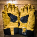 The palm. Sadly my dog took a chunk out of the wrist on the right glove. Nothing a bit of Tenacious Tape didn't fix!- Gear Review: Mountain Standard MTN Utility Glove