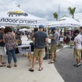 Locals come into the 2018 Outdoor Project Charleston Block Party.- 2018 Outdoor Project Charleston Block Party Recap
