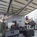 The Royal Tinfoil playing at the 2018 Outdoor Project Charleston Block Party.- 2018 Outdoor Project Charleston Block Party Recap