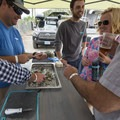 Toadfish Outfitters at the 2018 Outdoor Project Charleston Block Party.- 2018 Outdoor Project Charleston Block Party Recap