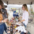 The Honey Trust at the 2018 Outdoor Project Charleston Block Party.- 2018 Outdoor Project Charleston Block Party Recap