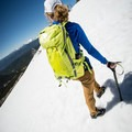 Taking in the views!- Gear Review: C.A.M.P. Alpina Ice Axe