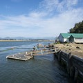Memaloose Point Boat Launch.- The Tillamook Bay Heritage Route