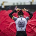 Absa Cape Epic 2018 - preparing for another long day in the saddle.- Woman In The Wild: Lisa Land