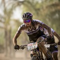 South Africa was a little wild and dusty this year at the Cape Epic. Photo by Jeff Clark.- Woman In The Wild: Kaysee Armstrong