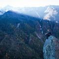Dave basking in the morning light.- Nepal Undiscovered, Part 1: Tsum Valley Trek