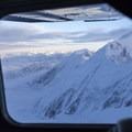 View from the Cessna.- Denali Flightseeing