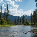 Selway-Bitterroot Wilderness: Selway River.- National Wilderness Preservation System