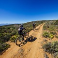 Absa Cape Epic 2018, Kate Ross (Australia) + Lisa Land (USA) of the Liv Trail Squad.- Woman In The Wild: Lisa Land