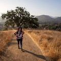 Santa Monica Mountains, Malibu Creek State Park, Grasslands Trail. Photo by Antonio Ayala Photography.- Woman In The Wild: Marci Rosales
