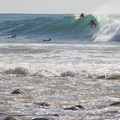 Rincon is one of Santa Barbara's premier right-hand point breaks.- From Summit to Sea: Catching California's Winter Waves
