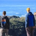 Looking for winter waves along the Big Sur coastline.- From Summit to Sea: Catching California's Winter Waves