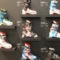 Scott Sport's growing line of backcountry-geared ski touring boots.- 2016 Outdoor Retailer Winter Market Review