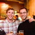Aron Bosworth catches up with Outdoor Project member Joshua Hatch.- Embrace the Winter Party @ Base Camp Brewing Company