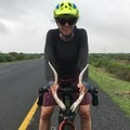Cycling in Tanzania as part of African Spokes, a 70-day trip across Africa. Photo by Simon Blake of Kenyan Riders.- Woman In The Wild: Jen Gurecki