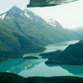 Majestic lakes near Moose Pass.- Learning to Fly in Moose Pass, Alaska