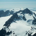 Clear views from above!- Learning to Fly in Moose Pass, Alaska