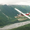 Look ma, no hands!- Learning to Fly in Moose Pass, Alaska