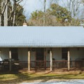 Abbot Cottage at Thus Farm Farm, South Carolina (http://hipca.mp/2gXqmEy). Photo by Andrew Shepherd- It's Not Too Late to Plan an Eclipse Camping Trip