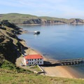 The historic lifeboat station was built near Chimney Rock in the 1920s to save mariners who were shipwrecked off Point Reyes.- 5 Last Minute Ideas for Labor Day