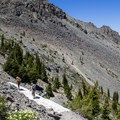 Climbing Tallac is one of South Lake Tahoe's most challenging climbs, but views from the top are unparalleled.- 5 Incredible Fall Hikes Near South Lake Tahoe