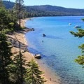 Sandy stretches at D.L. Bliss State Park.- Touring Tahoe: 10 Must-Do Summer Adventures