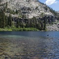 Lakeside relaxing at Eagle Lake.- Touring Tahoe: 10 Must-Do Summer Adventures