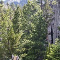 Climbing near Eagle Lake. - Touring Tahoe: 10 Must-Do Summer Adventures