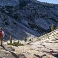 Upper Tenaya Canyon.- Destination Yosemite: Adventure abounds in Tuolumne High Country