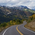 Big Cottonwood Canyon Road near Guardsman's Pass.- 5 Ways to Experience Autumn in Utah