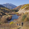Provo Canyon.- 5 Ways to Experience Autumn in Utah