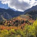 Mount Olympus.- 5 Ways to Experience Autumn in Utah