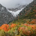 Little Cottonwood Canyon has some amazing fall colors.- How to Photograph Autumn Colors