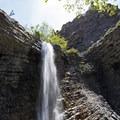 Battle Creek Falls in Utah County.- Wasatch Waterfalls