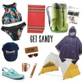 Beach Life gear package featuring Astral, Thermarest, Altitude Seven, Wylder Goods, and Deuter.- A Month of Female Badassery