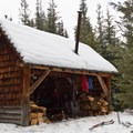 The Bechtel Shelter up at Willamette Pass.- It's Cold! Explore These 8 Winter Adventures with Warming Huts